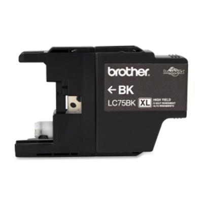 COMPATIBLE BROTHER LC75 BLACK CARTRIDGE