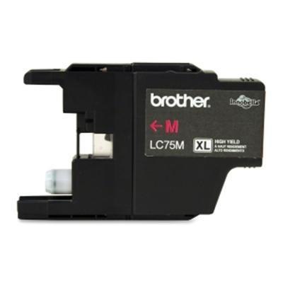 COMPATIBLE BROTHER LC75 MAGENTA INK CARTRIDGE