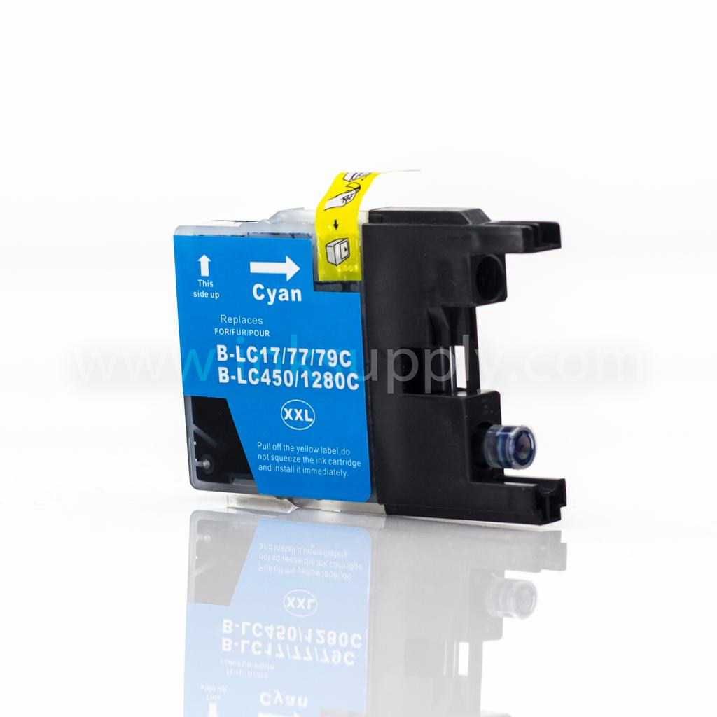 COMPATIBLE BROTHER LC79 HIGH YIELD CYAN CARTRIDGE
