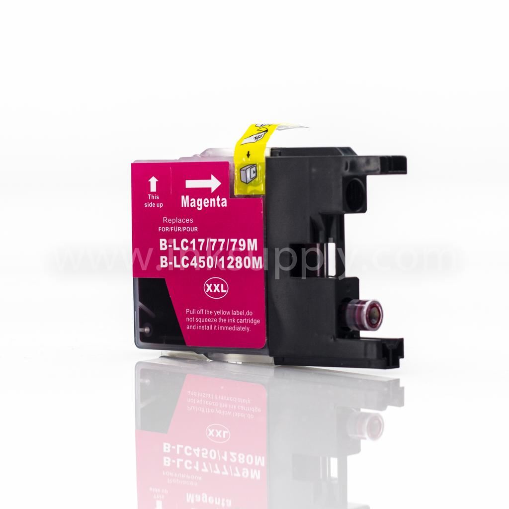 COMPATIBLE BROTHER LC79 HIGH YIELD MAGENTA CARTRIDGE