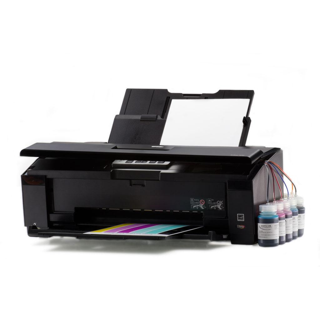 Empty Continuous Flow System For The Epson Artisan 1430