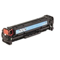COMPATIBLE CANON 118 (CC531A) CYAN TONER CARTRIDGE - YIELD 2900
