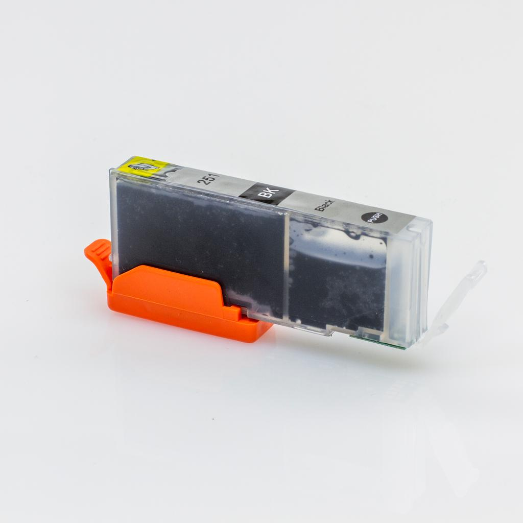 Compatible CLI-251XL Black Cartridge For Canon Printers - Not OEM