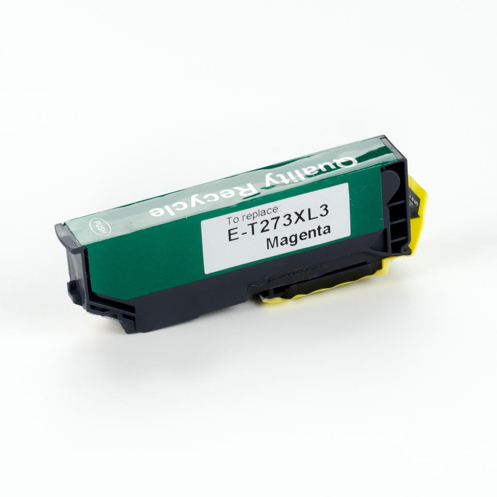 REMANUFACTURED EPSON T273XL MAGENTA CARTRIDGE