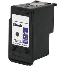 REMANUFACTURED CANON PG-240XL (PG240XL) HIGH YIELD PIGMENT BLACK INK CARTRIDGE