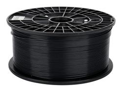 Black 1.75mm PLA Filament, 1kg 3D Printer Filament