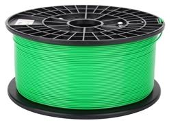 Green 1.75mm ABS Filament, 1kg 3D Printer Filament